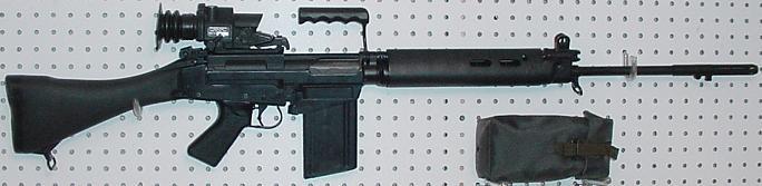 "FAL modern ""carbine""?"