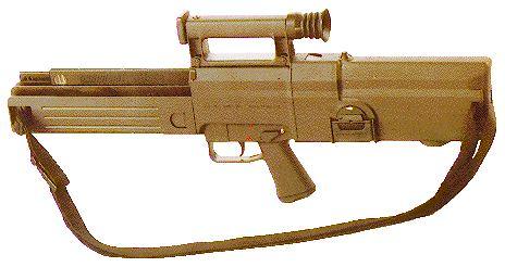 K 11 Gun 11 gun Heckler und Koch G11 (Germany)