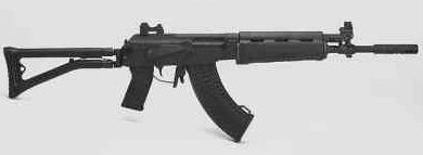 Valmet / Sako Rk.95 (folding buttstock) in 7.62x39mm