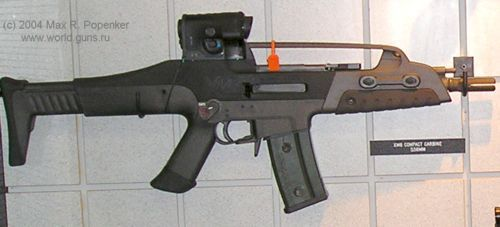 Modern Firearms - XM8