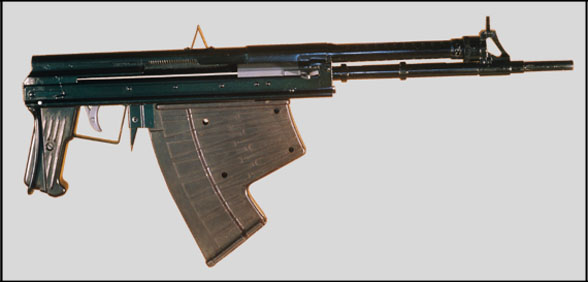 APS underwater - Modern Firearms
