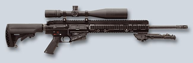 hk417_heckler-koch hk-417 assault rifle