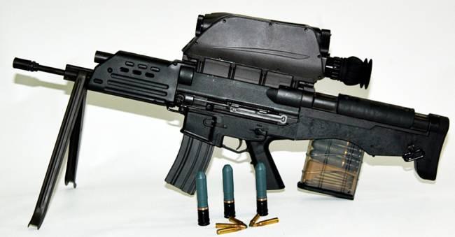 Daewoo K11 - Modern Firearms