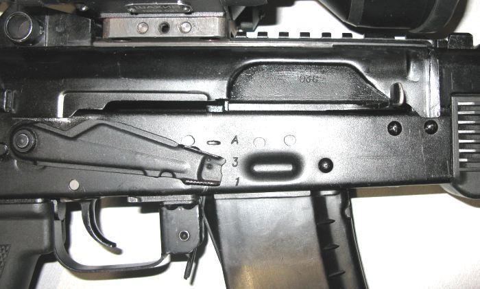 оружие мира - AK-107/108