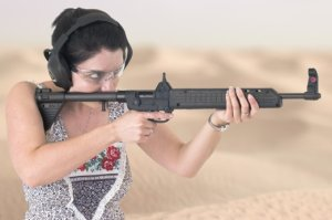 Self-defense is an essential human right; a compact carbine is a good defensive tool