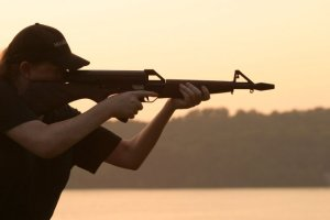 Recreational shooting (plinking) is a lot of fun; just use the gun safely!