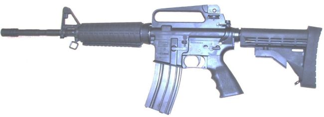 T15 'Compact S' carbine.