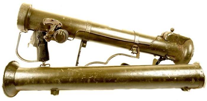 Modern Firearms - M20 M20B1 M20A1 Super-Bazooka antitank rocket ...