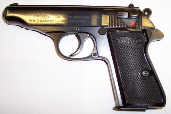 east german walther ppk