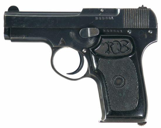 Please help identify - Semi-Auto Handguns