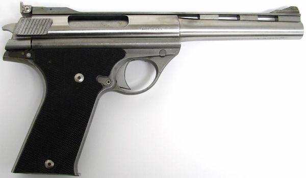 Modern Firearms - AMT Automag II-V