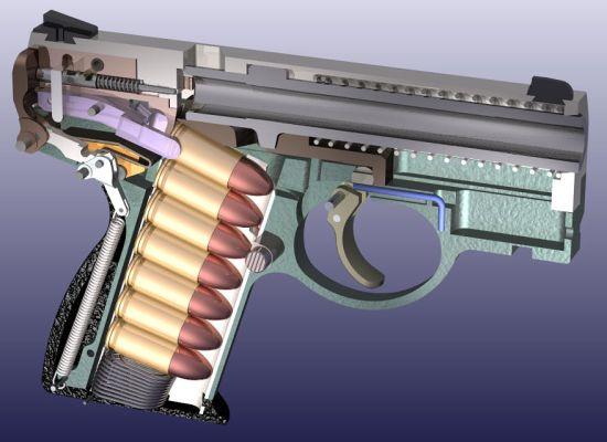 Modern Firearms - Boberg XR-9