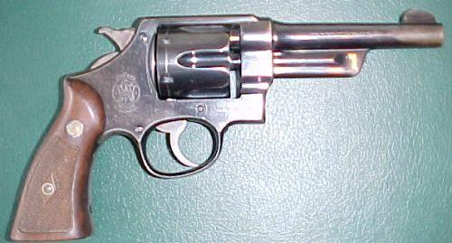 38 S&W Revolver