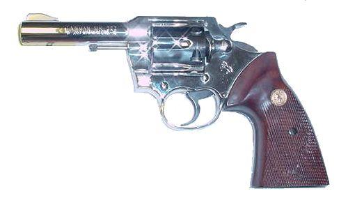 Modern Colt Revolver Modern Firearms Colt mk Iii