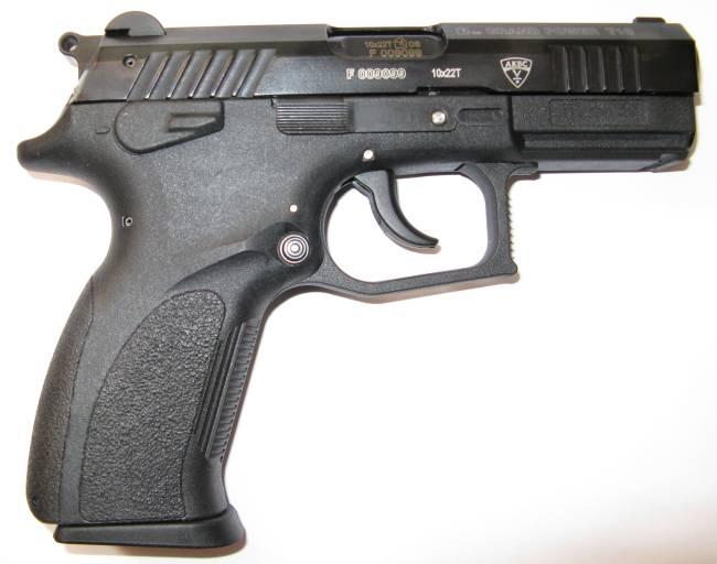 Травматический пистолет grand power т10