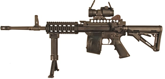 Ares Shrike automatic rifle
