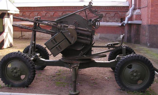 kpv machine gun