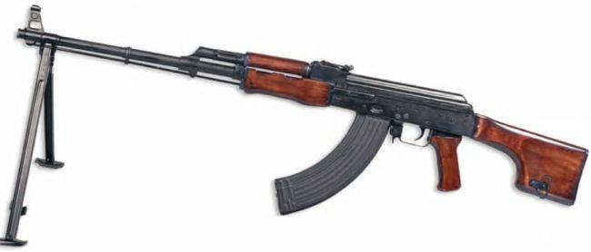 Ручной пулемет Калашникова (РПК)