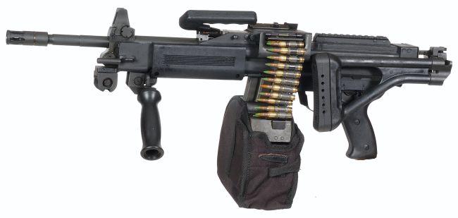 Modern Firearms - Negev