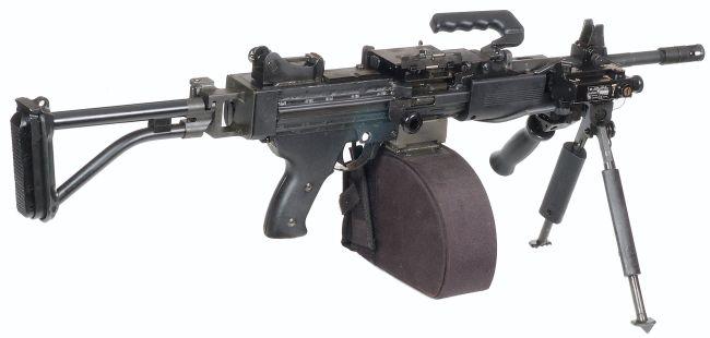 The-Blueprints.com - Blueprints > Weapons > Machine Guns > IMI ...
