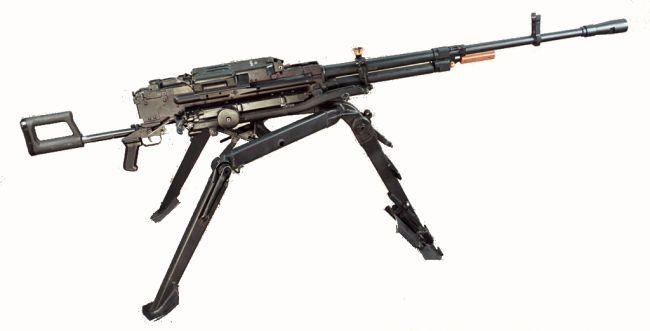 пулемет 6П50 Корд 12.7