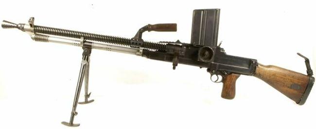 what happened to machine gun