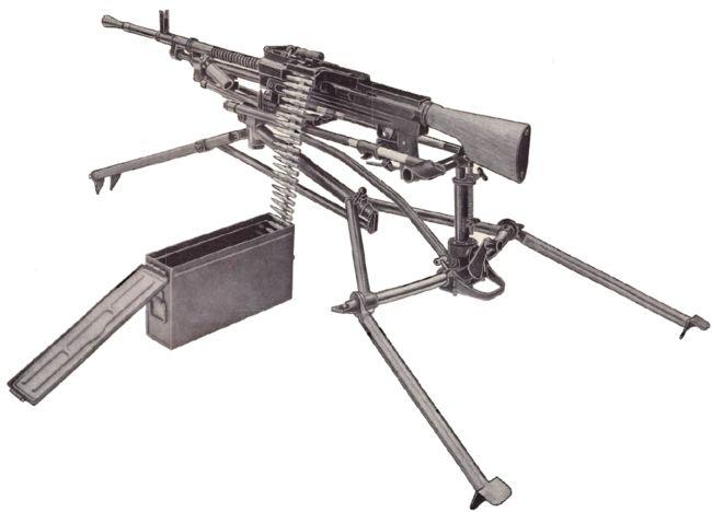 dk machine gun