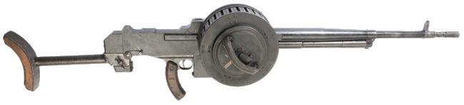 Mac 12 Machine Gun