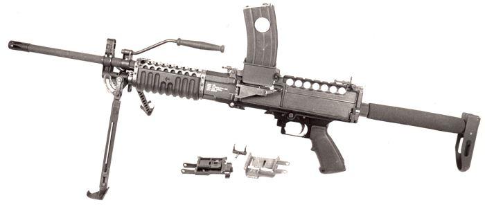 Ares light machine gunaka the stoner 86 ar15 altavistaventures Image collections