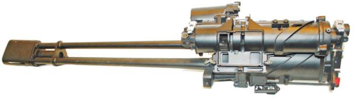 GAU-19/A - Modern Firearms