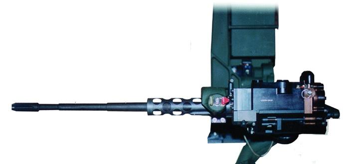 bushmaster machine gun