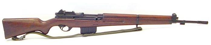 二战前后各个国家的半自动步枪与自动步枪简单介绍