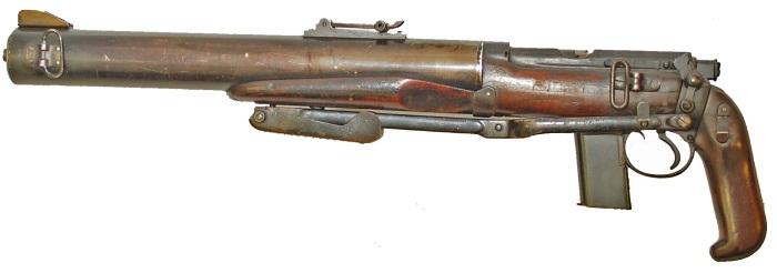 Carbine Silencer Silenced Commando Carbine