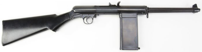 S&W Light Rifle Model 1940