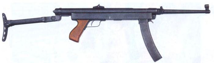 Пистолет-пулемет Коровина - русский Стэн