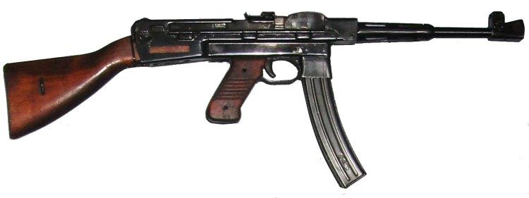 Пистолеты-пулемёты,автоматы 1389960687