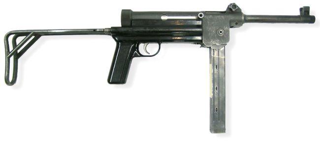 Sig mp 48 mp 310 submachine gun switzerland
