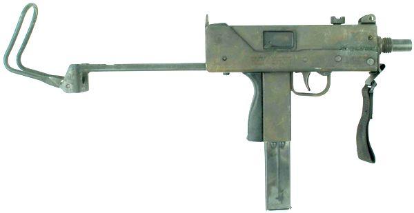 Resultado de imagen para Ingram calibre 45