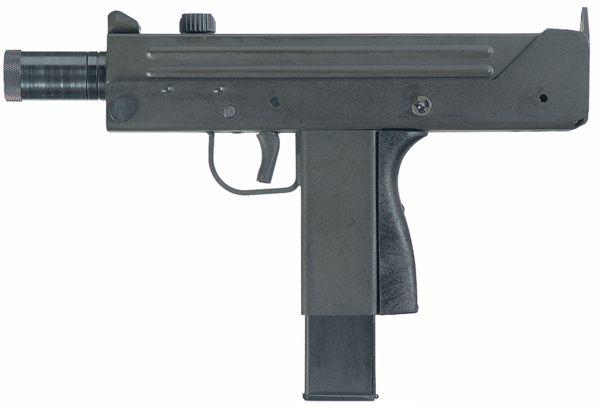 Modern Firearms - Ingram MAC  M11 Submachine Gun