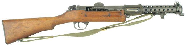 Modern Firearms - Lanchester Mk.