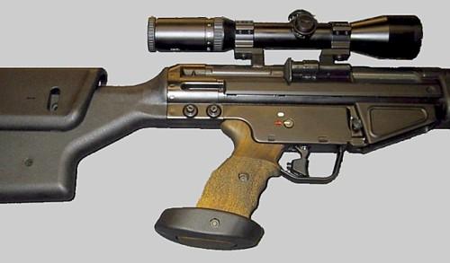Modern Firearms - HK PSG-
