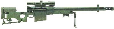 Modern Firearms - AI Arctic Warfare .
