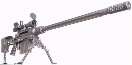 Fusiles de francotirador para grandes distancias