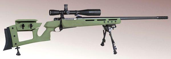 Los 10 mejores rifles para francotiradores {Recomendado}