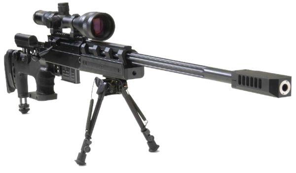 Снайперская винтовка Unique Alpine TPG-1.