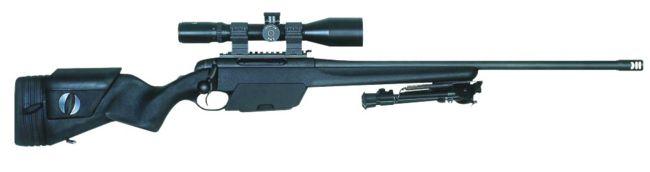 Снайперская винтовка Steyr-Mannlicher SSG 04.