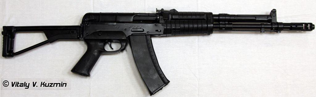 AEK-971 assault rifle produced circa 2012