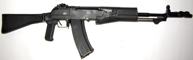 "Nikonov AN-94 ""Abakan"" assault rifle"