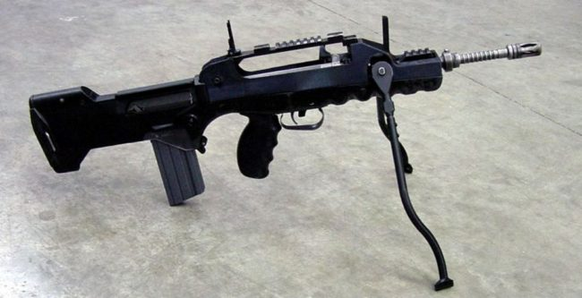 FAMAS F1 rifle, post-2010 upgrade