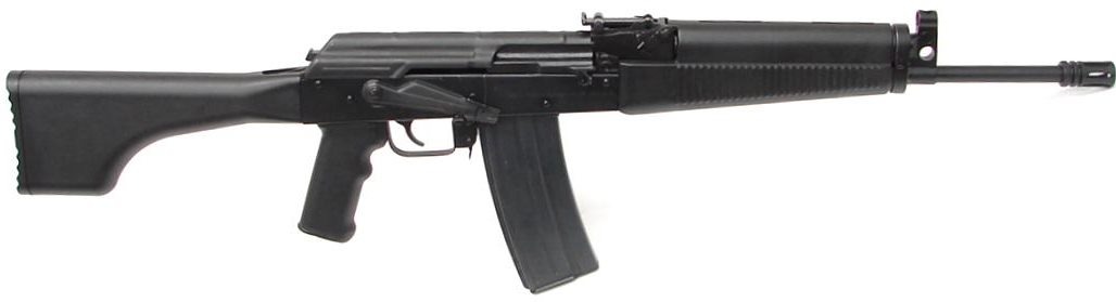 WIEGER STG 941 assault rifle